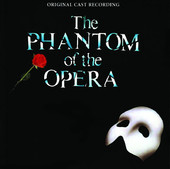 Original London Cast - Phantom of the Opera artwork