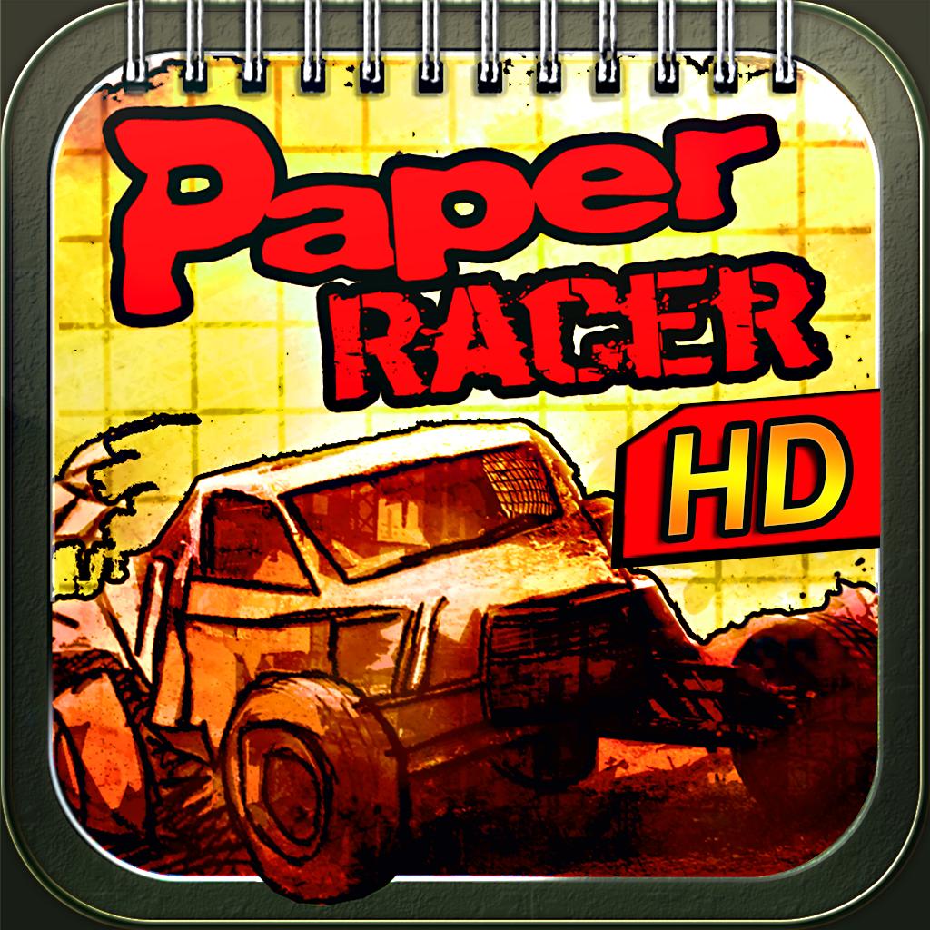 Paper Racer iOS